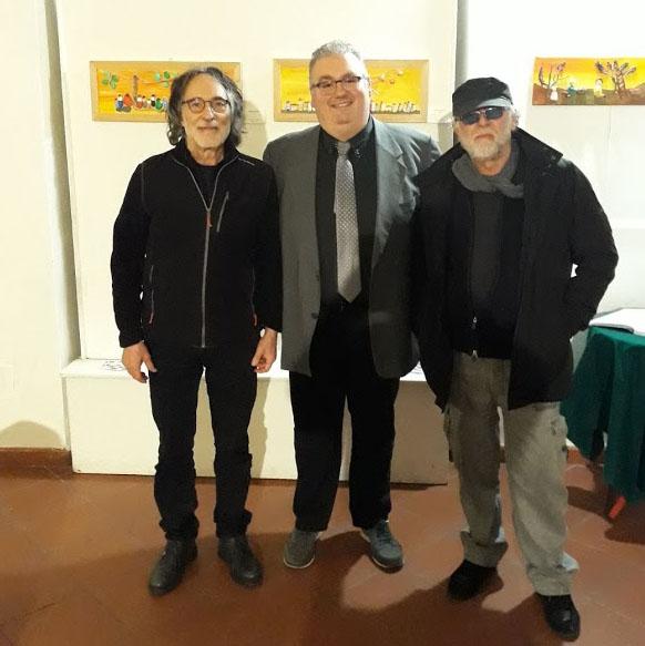 Franz Di Cioccio e Patrick Djivas (PFM)